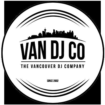 Vancouver DJ Company Wedding Services