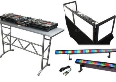 Odyssey DJ Truss Table
